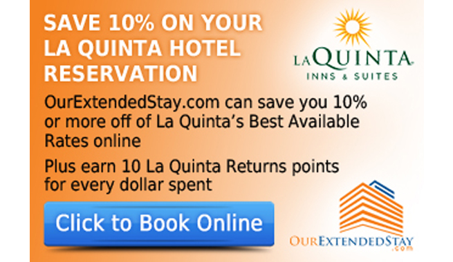 La Quinta Inn & Suites Special Rates and Discounts